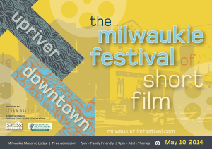 Milwaukie Film Festival 2014 (1)